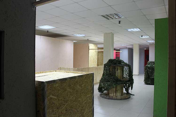 Игровая площадка в Красноярске